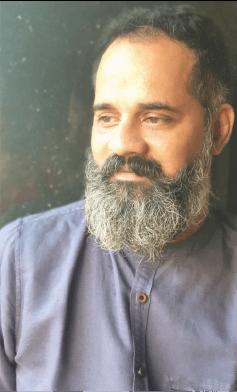 Vijayan Menon_bio